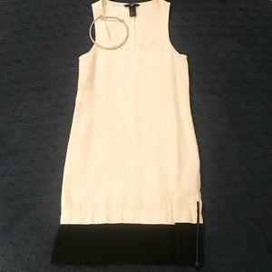 Dresses & Skirts - H&M Black and White dress
